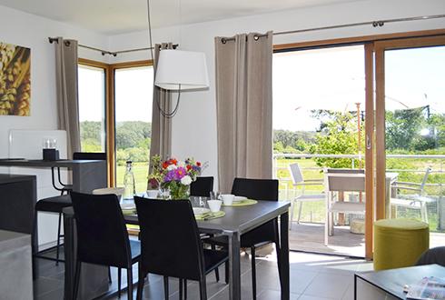 Appartement Les Hauts de Toulvern
