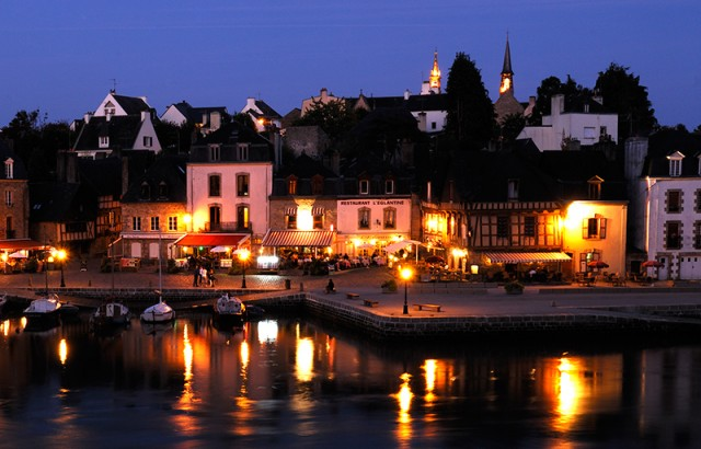 Le vieux port de Saint Goustan photo Yannick Le Gal
