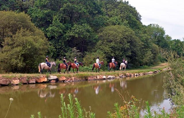Mané Guernehué riding center