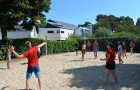 Beach volley au club ados
