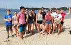 Le club ados à la plage