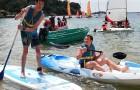 Paddle et canoë kayak au club ado