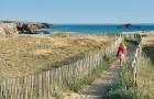Sur la côte Sauvage de Quiberon photo Emmanuel Berthier