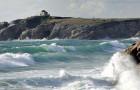 La Pointe du Percho sur la côte Sauvage photo Yannick Le Gal