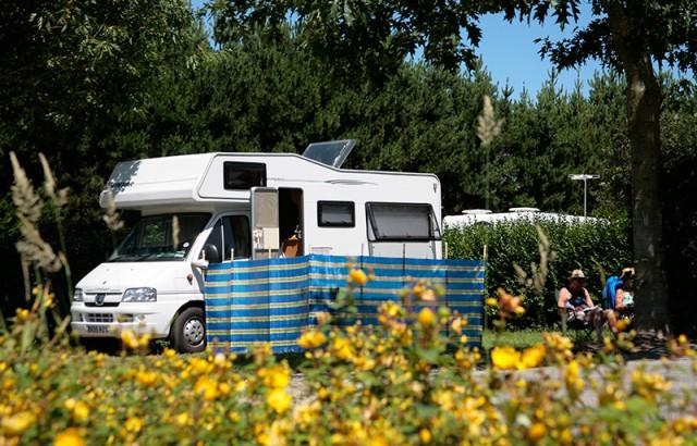 Emplacements pour camping car