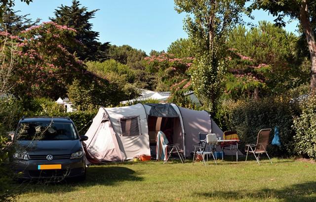 L'esprit camping à Mané Guernehué