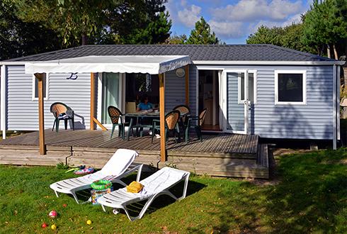 Deluxe Urlaub Cottage Family für 6