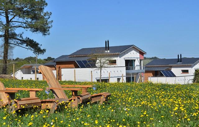 Les Hauts de Toulvern gîtes écologiques en pleine nature