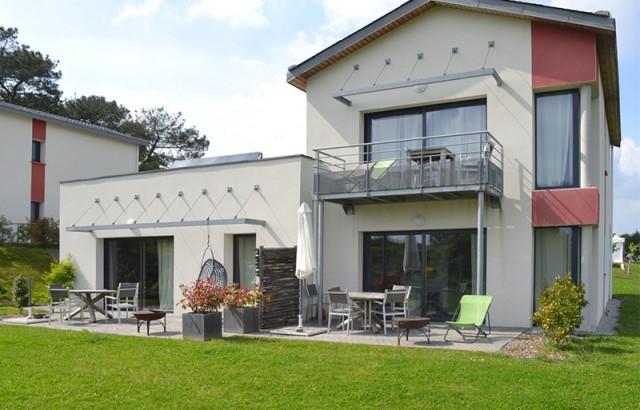 Appartements et studios en terrasse ou à l'étage