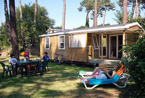 Chalet Lodge für 6 Personen