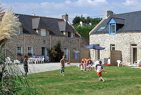 Ferienhaus La Longère 8P