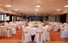 Salle de réception pour les événements familiaux