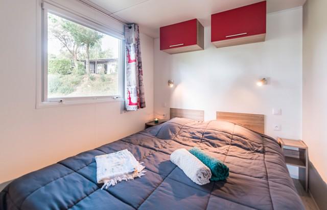 Chambre parentale avec lit en 160