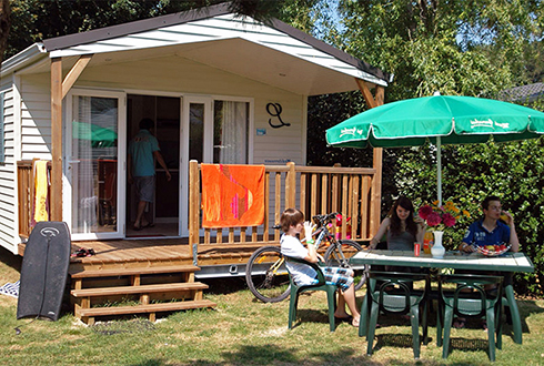 Komfort Urlaub : Cottage Méditerranée für 4