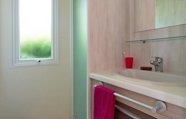 Salle de bain du cottage Méditerranée