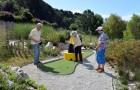 Mini-golf 18 trous sur place