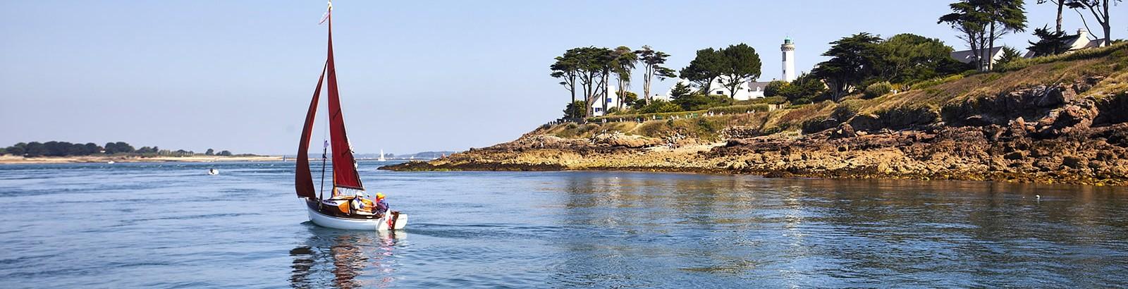 Vacances au vert dans le Golfe du Morbihan