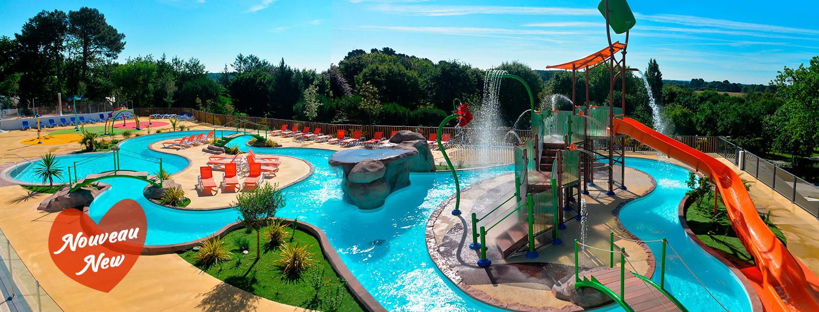 Le parc aquatique double sa surface pour des vacances inoubliables!
