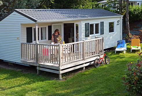 Cottage Pacifique Mané Guernehué