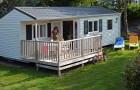 Cottage Pacifique avec terrasse couverte pour 4 personnes