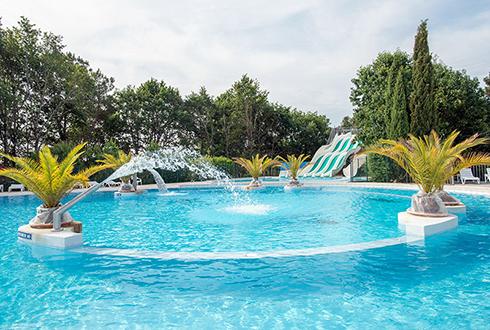 Espace aquatique et piscine couverte