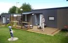 Cottage Patio : design et confort pour 4 personnes