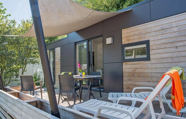 Cottage Patio 4 Personen - Campingplatz in Baden