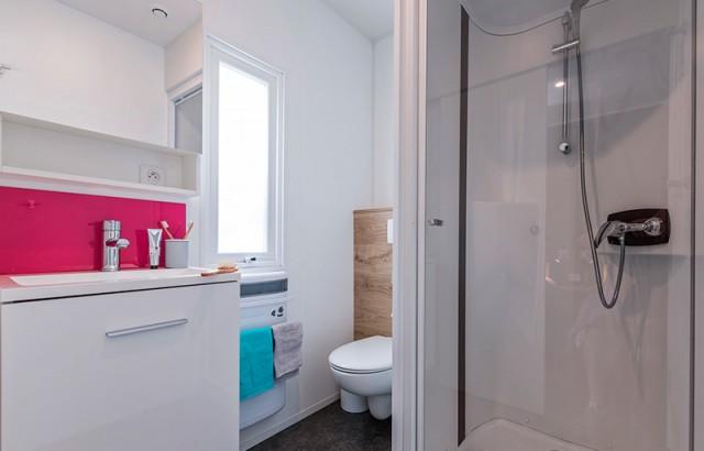 L'une des deux salles de bain du Patio