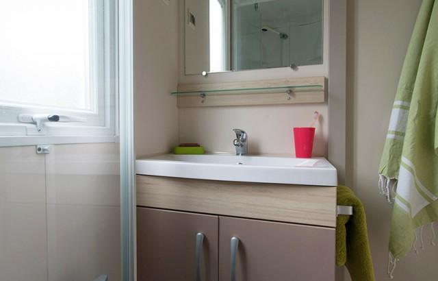 Salle de bain du cottage Penty