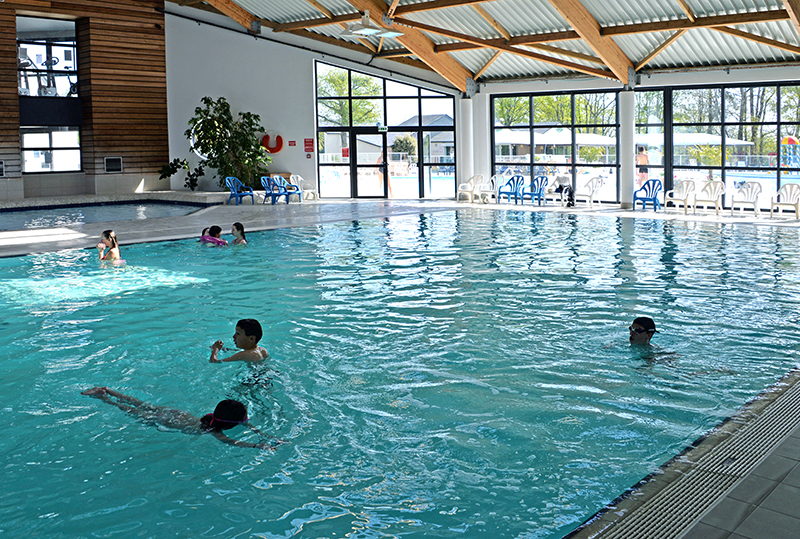 Camping En Bretagne Avec Parc Aquatique Camping Man
