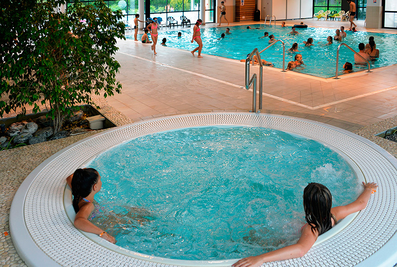 Swimming Pool Complex : Heated Outdoor And Indoor Swimming Pools,  Waterslides, Jacuzzi, Paddling Poolsu2026 Find Out Mané Guernehué Waterpark