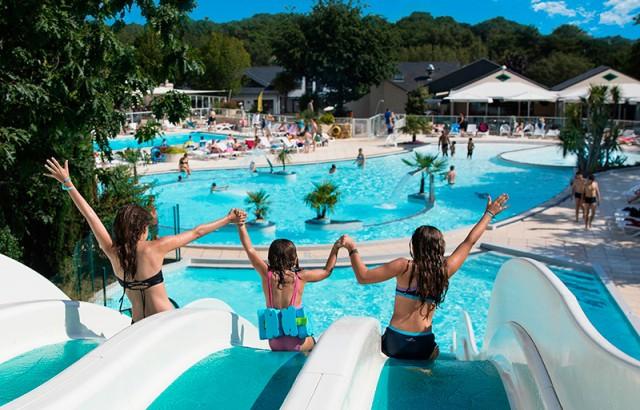 Se détendre, plonger, nager, jubiler, être bien!