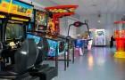 Salle de jeux vidéos