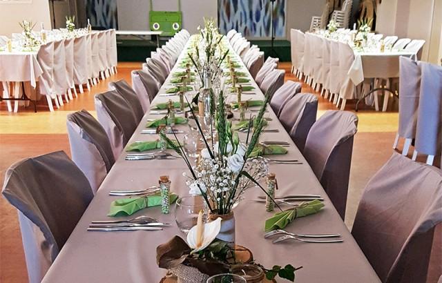Un style champêtre pour un mariage bucolique