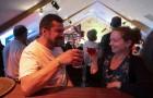 Une agréable soirée au bar