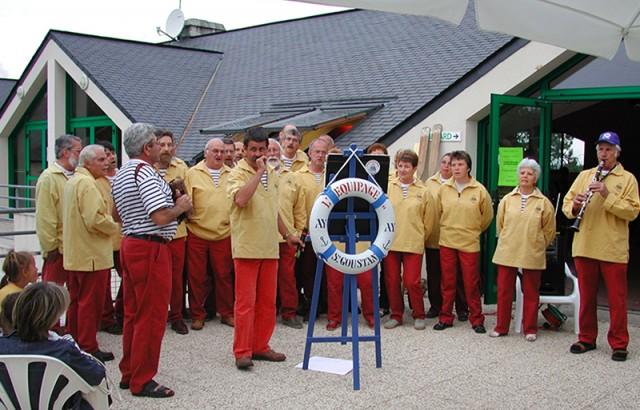 Chants de Marins avec l'Équipage Saint Goustan