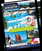 Mane Guernehue campsite brochure