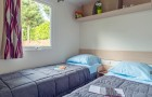 Chambre avec 2 lits simples 80 cottage Family