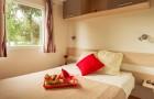 Chambre double avec lit 140x200 Cottage Family