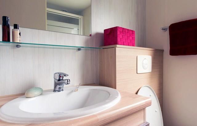 Le cottage Family a 2 salles de bain avec douche