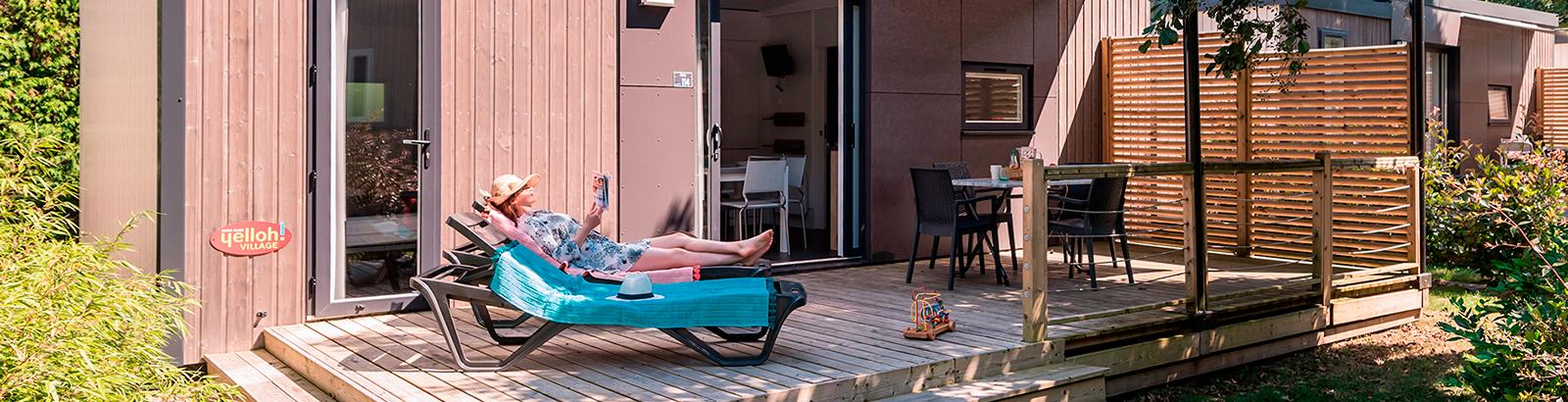 Design et confort pour 4 personnes en Patio