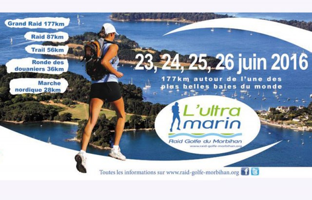 L'Ultra Marin 23 au 26 juin autour du Golfe du Morbihan