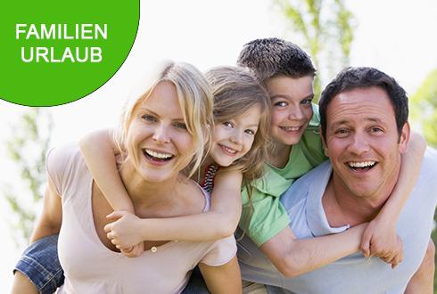 Famililenurlaub Sonderpreis