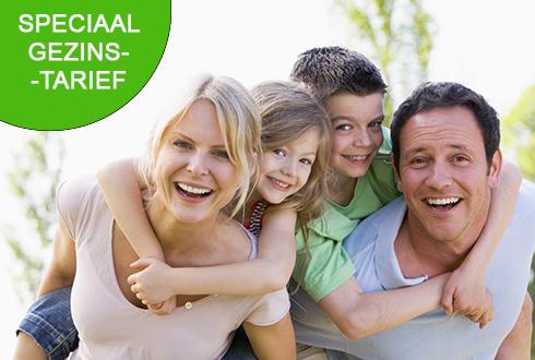 Speciaal gezinstarief