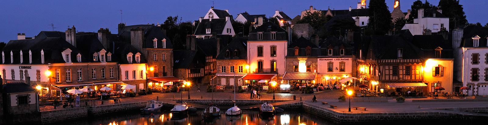 Besuchen Sie Auray und der alte Hafen von Saint- Goustan