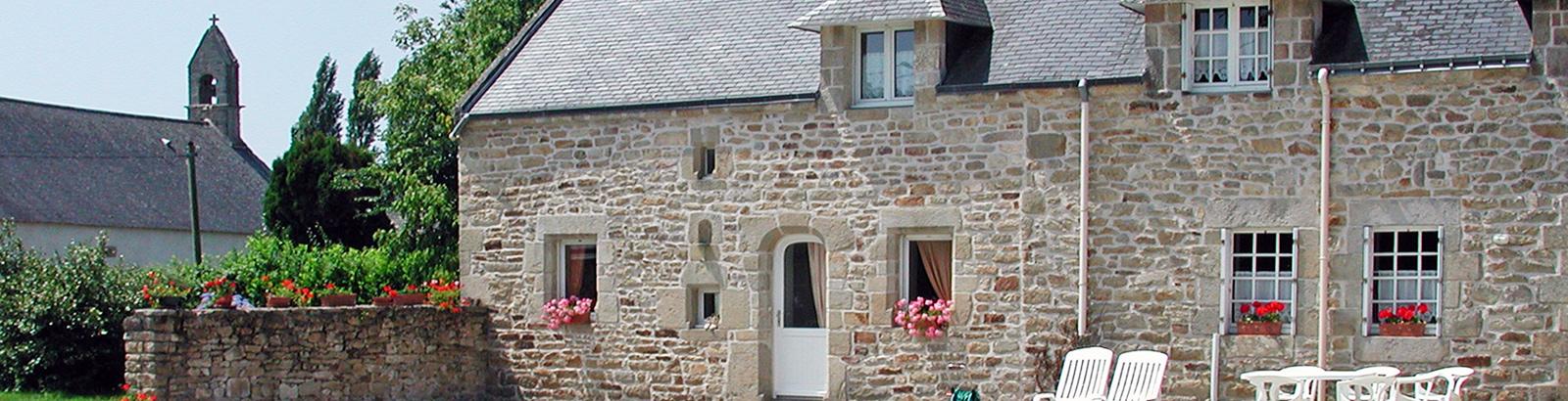 Vakantie huis La Chapelle voor 4 personen