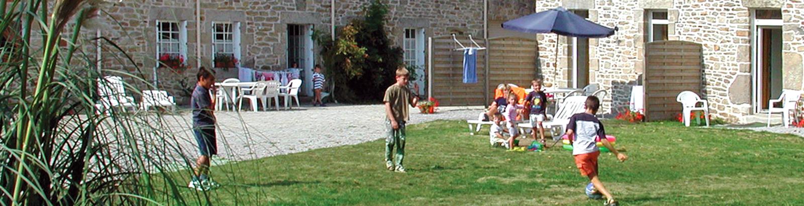 Vakantiehuisje van Meriadec in de Golf van Morbihan