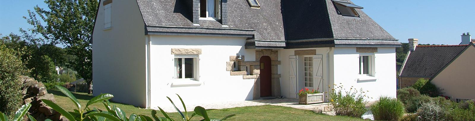 Vakantie huis Villa Er Scoudec voor 14 personen