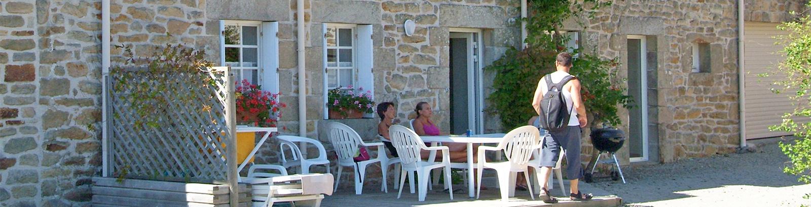 Vakantie huis La Longère voor 8 personen