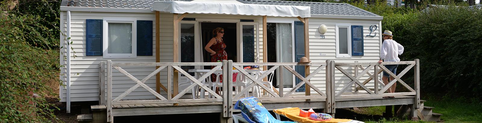Budget vakanties in Mobilhome 4/6 Personen
